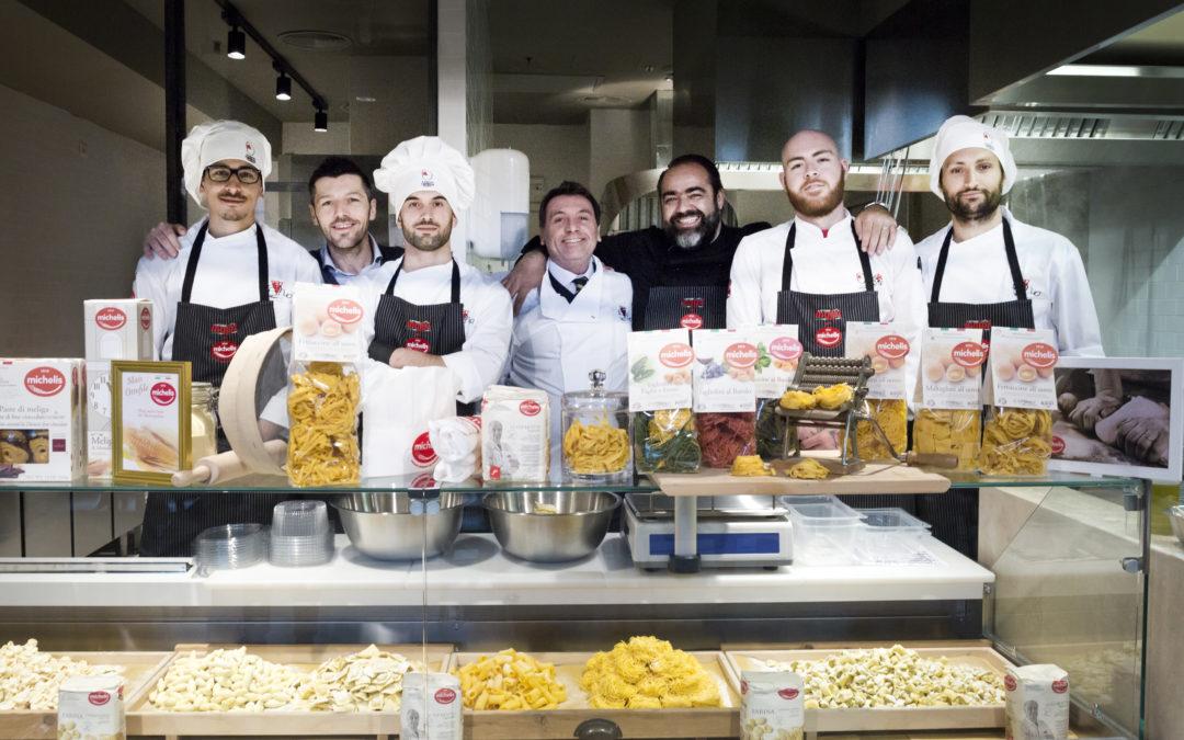 Marco Michelis, la lunga tradizione della pasta fresca
