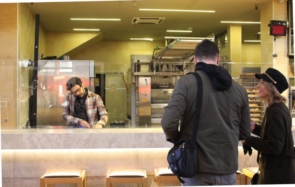 Mangiadischi - Mercato Centrale Firenze