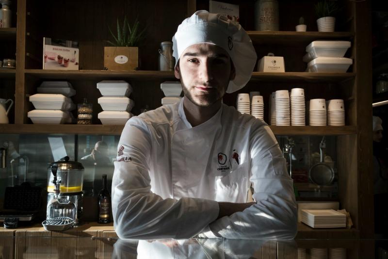 Luca Veralli racconta Cremilla, il nuovo gelato di Roma