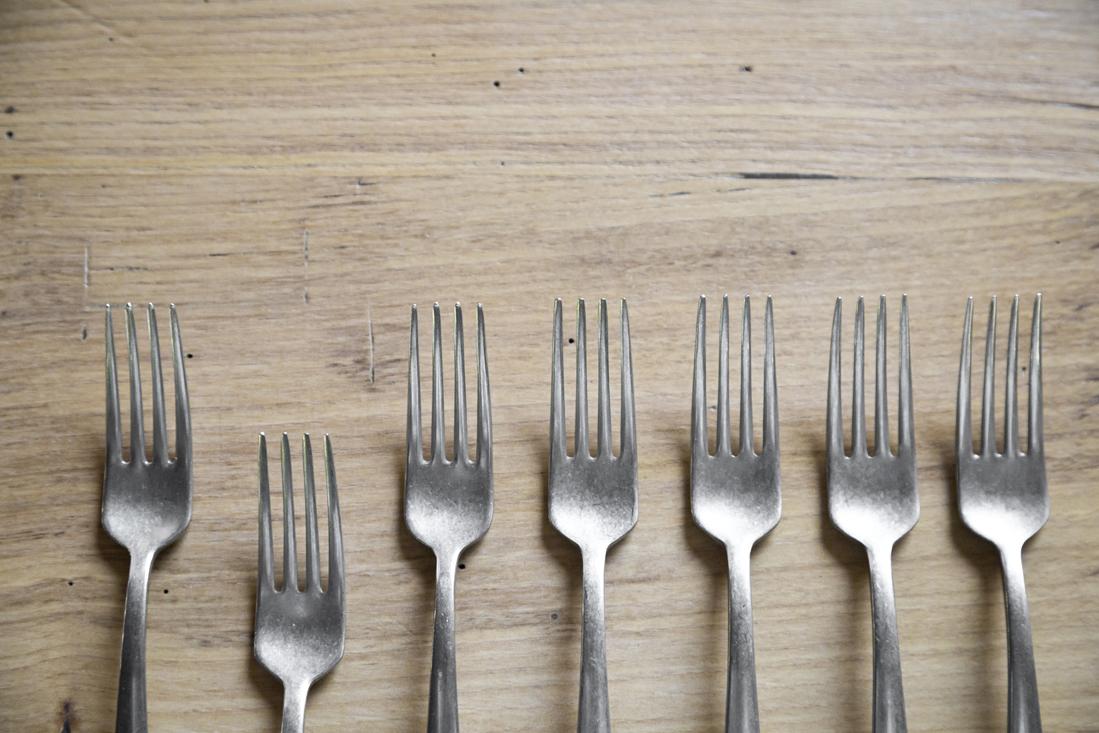 Dalla Regina Nera al Re Sole: evoluzione di una forchetta | Foto di Federica Di Giovanni