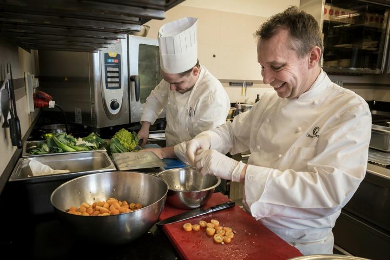 Oliver Glowig - Cucina