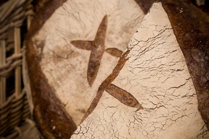 """David Bedu: """"Per fare il pane ci vuole poesia"""""""