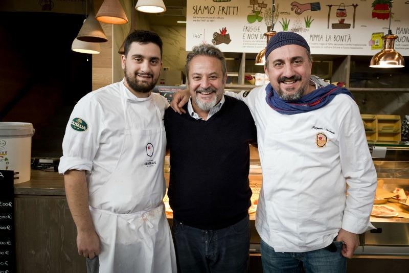 Pasquale Torrente: il fritto perfetto, ricordi e passioni