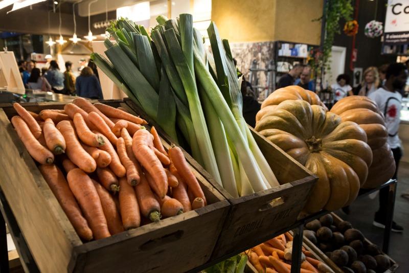 Marcella Bianchi, il cibo vegetariano arriva anche a Roma