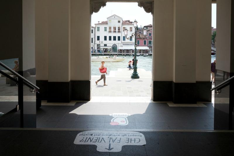 Cinema e cibo, le grandi attrazioni veneziane | Foto di Federica Di Giovanni