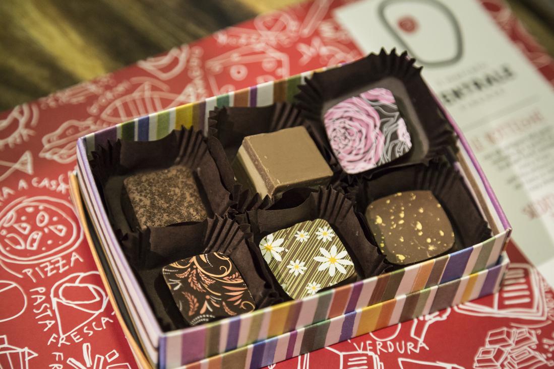 È il pensiero che conta | cioccolato