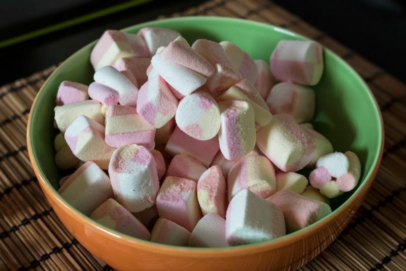 La pianta dei marshmallow