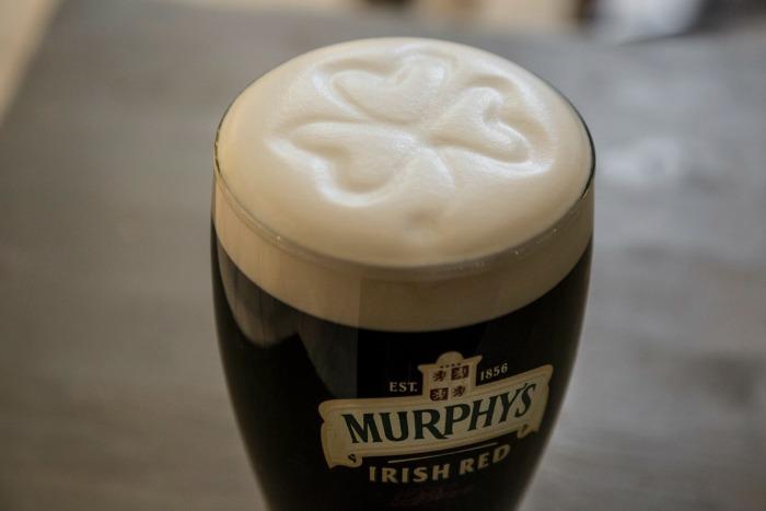 Piccolo caro trifoglio d'Irlanda | Birra