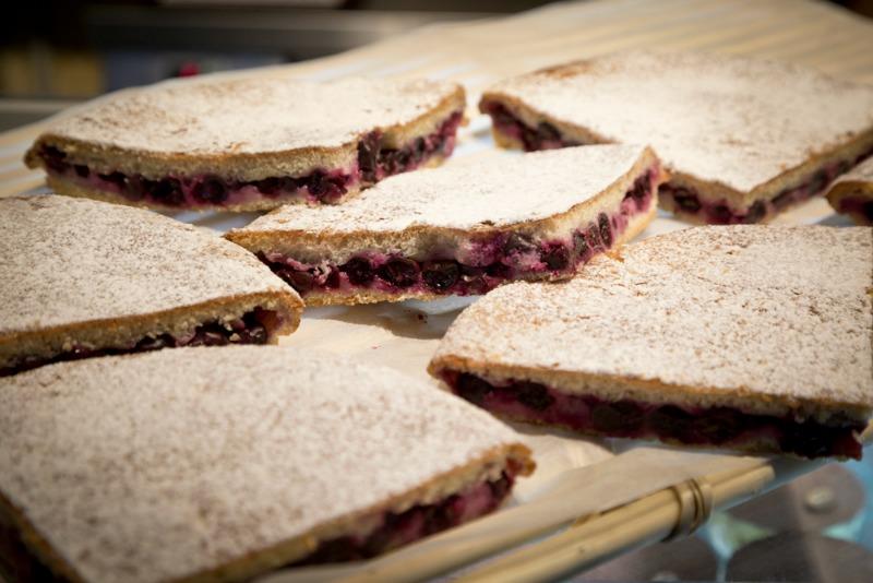 Cucina fiorentina: lampredotto e pan di ramerino