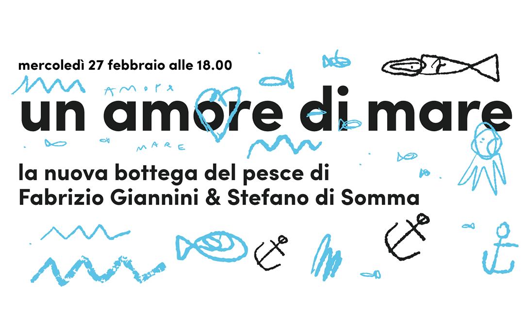 Fabrizio Giannini e Stefano Di Somma - Mercato Centrale Roma