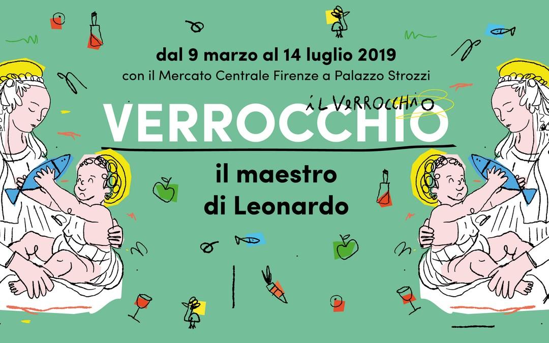 Mercato Centrale Firenze | Verrocchio, il maestro di Leonardo - twitter