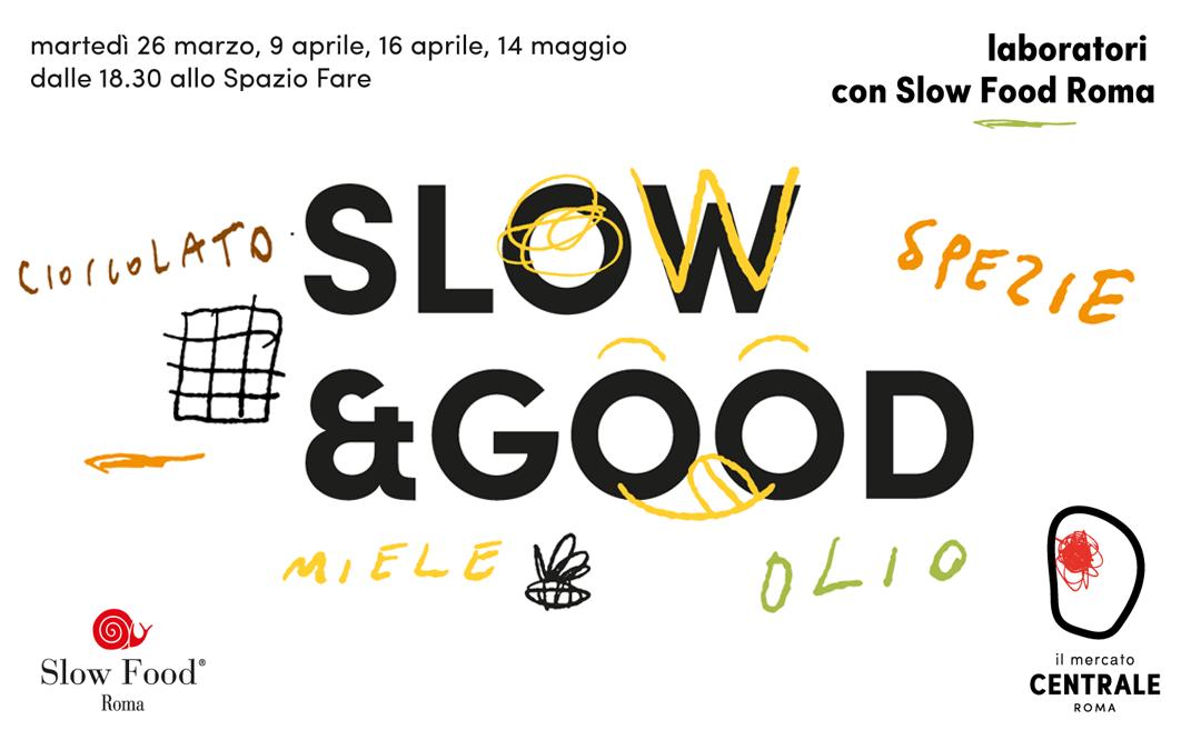 Mercato Centrale Roma | Slow & Good