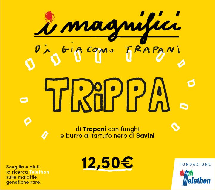 Mercato Centrale Firenze | I Magnifici - Trippa di Giacomo Trapani