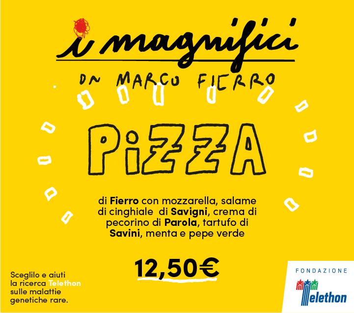 Mercato Centrale Firenze | I Magnifici - Pizza di Marco Fierro