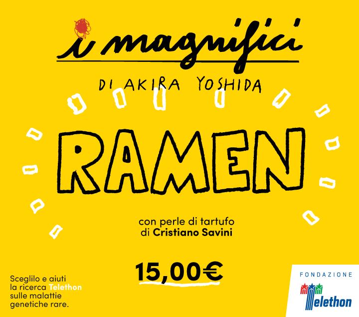 Mercato Centrale Roma   I Magnifici - Ramen