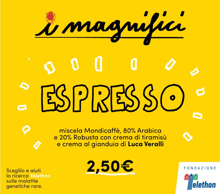 Mercato Centrale Roma | I Magnifici - espresso