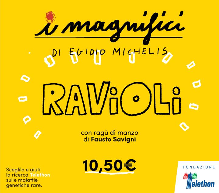 Mercato Centrale Roma | I Magnifici - Ravioli