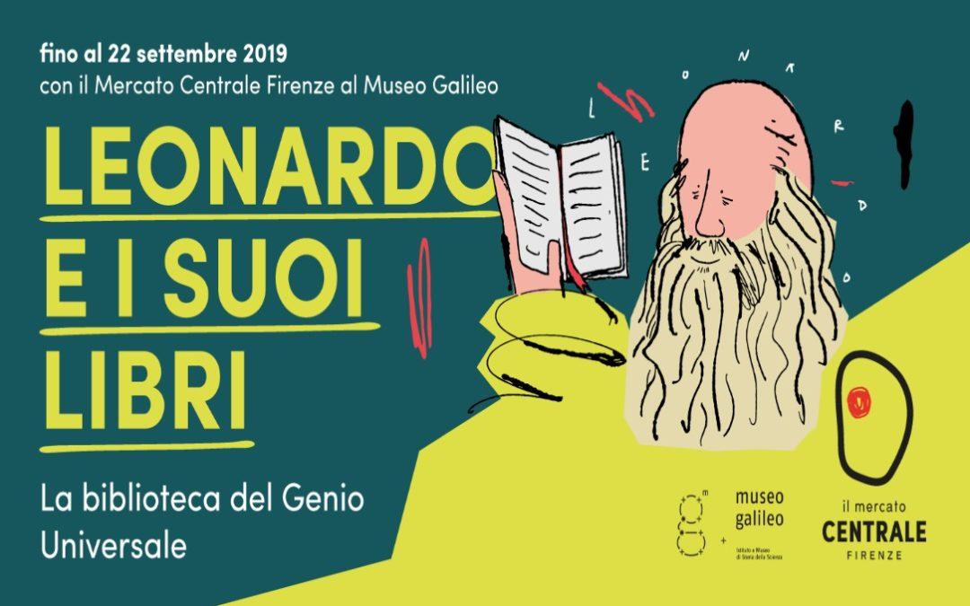 Il Mercato e il Museo Galileo omaggiano il genio di Leonardo