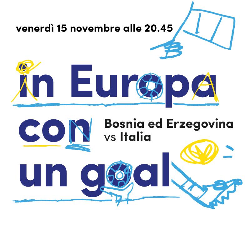 Mercato Centrale Roma | in Europa con un goal - Bosnia ed Erzegovina Vs Italia