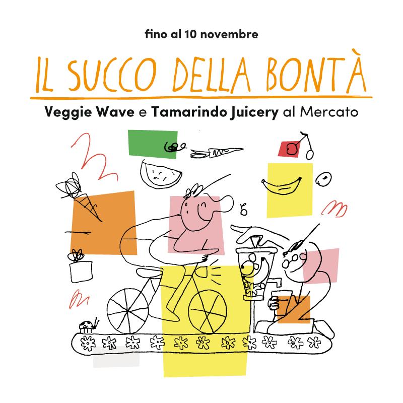 Mercato Centrale Firenze | ll succo della bontà