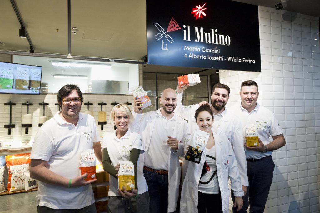il Mulino –– Mattia Giardini e Alberto Iossetti – Viva La Farina