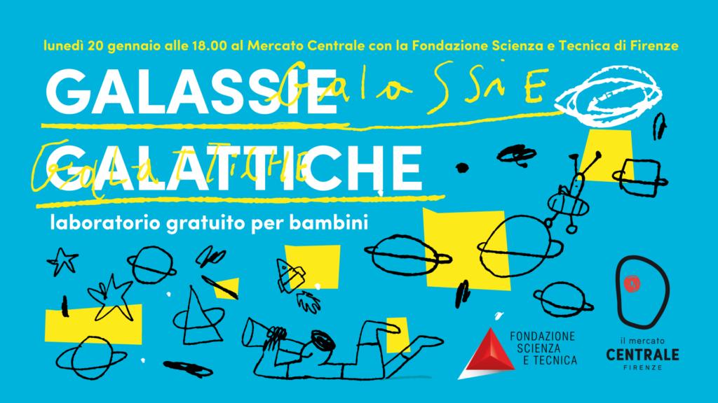 Il Mercato Centrale Firenze e gli eventi con Fondazione Scienza e Tecnica